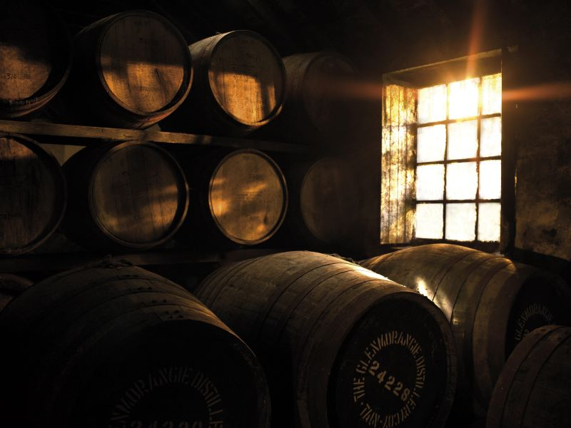 Glenmorangie Distillery Casks 1