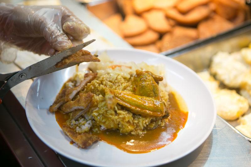 Old Hainan Curry Rice 0362