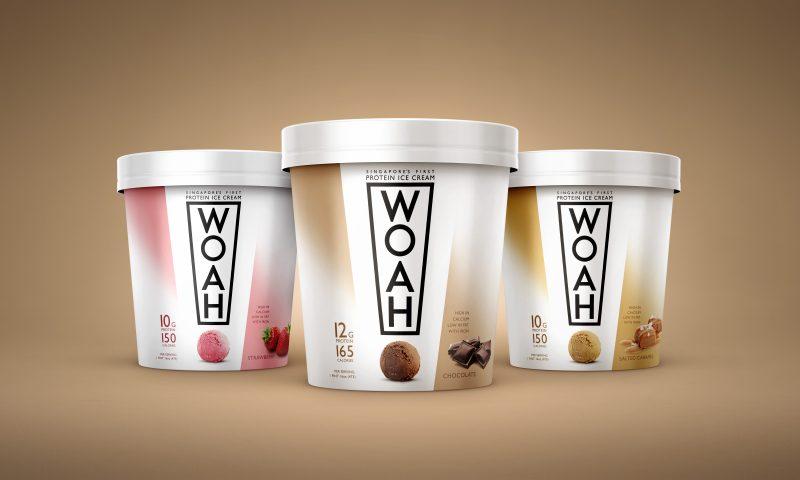 Online Woah Protein Ice Cream 6
