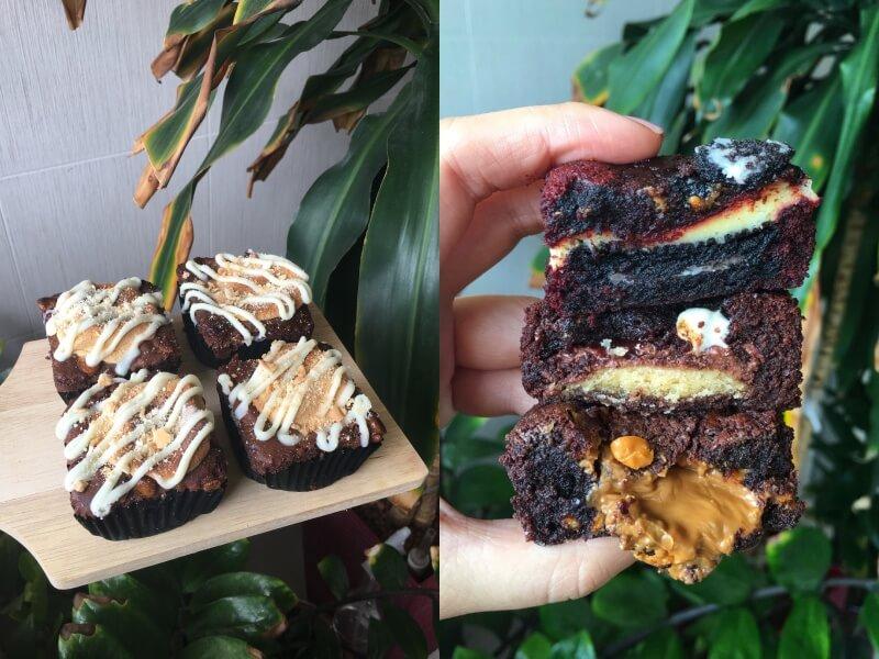 Dee Bakes Brownies