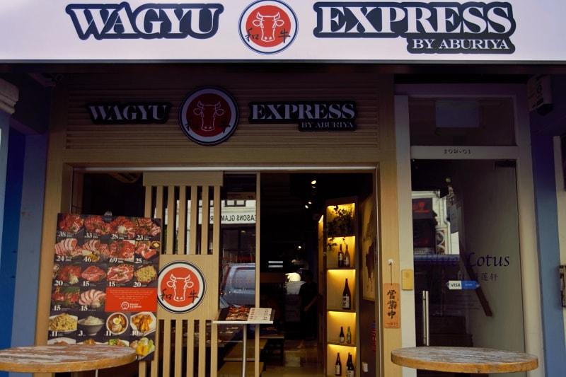 Wagyu Express 1