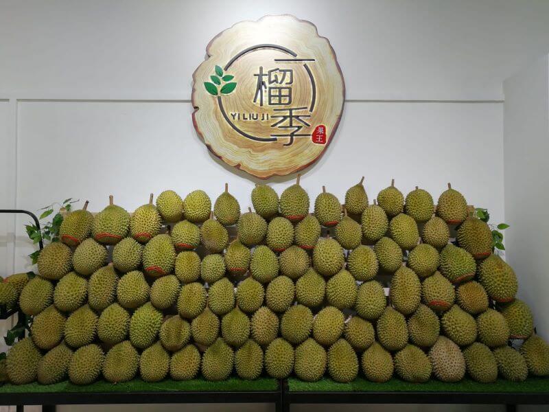 540kg Durian Yi Liu Ji Online 3