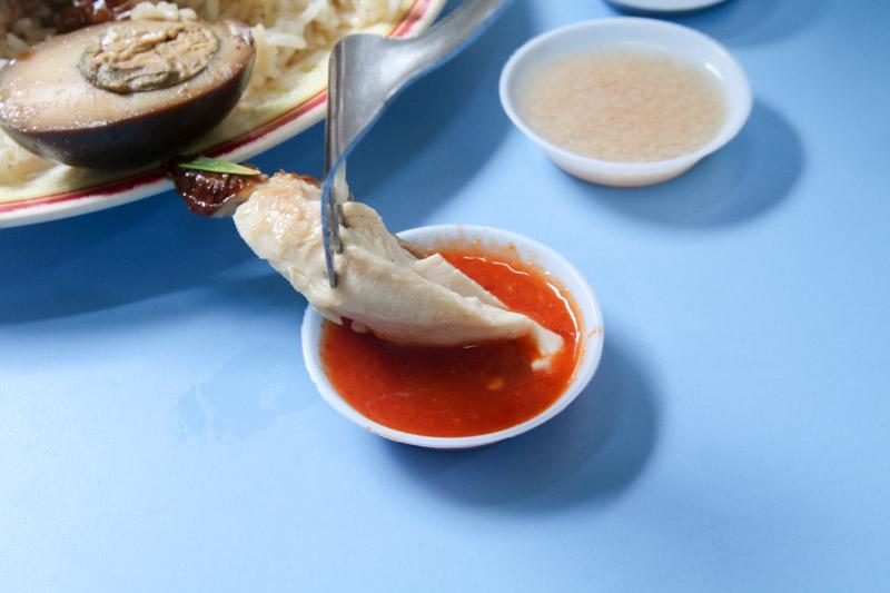 Da Po Hainanese Chicken Rice & Curry Chicken Noodles 1398