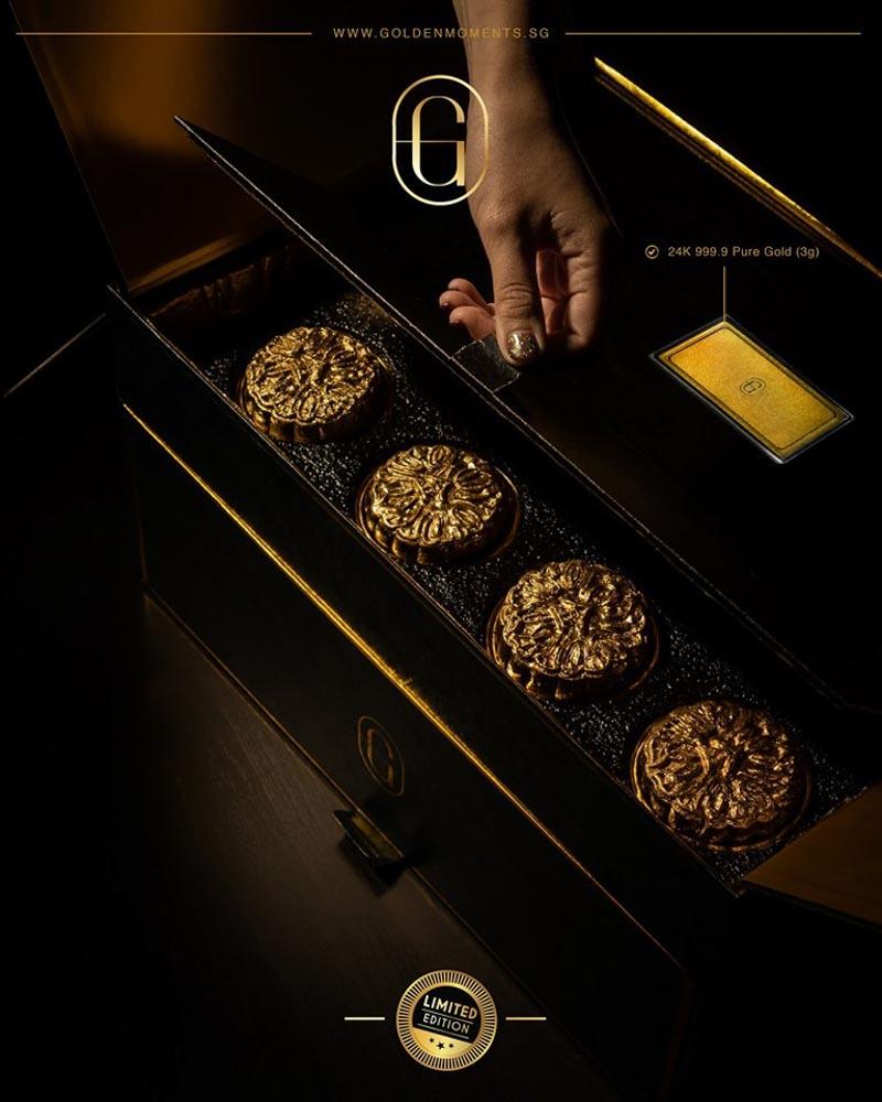Golden Moments Mooncake Online 2