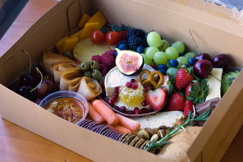 Nomads Soiree Cheese Box 1