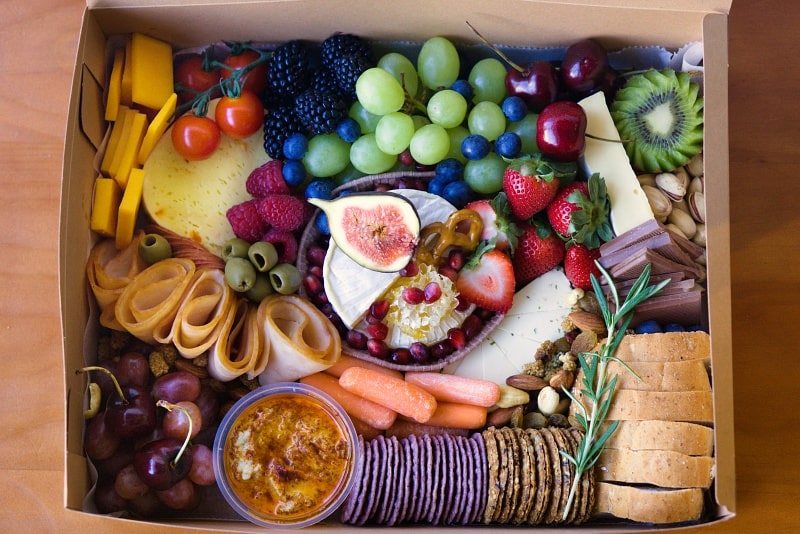 Nomads Soiree Cheese Box 3