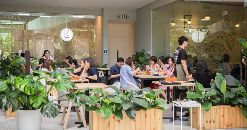 The Kins' Specialty Coffee Pasir Panjang 1
