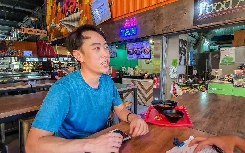 Ah Tan Wings Timbre+ Ayer Rajah Clementi 4