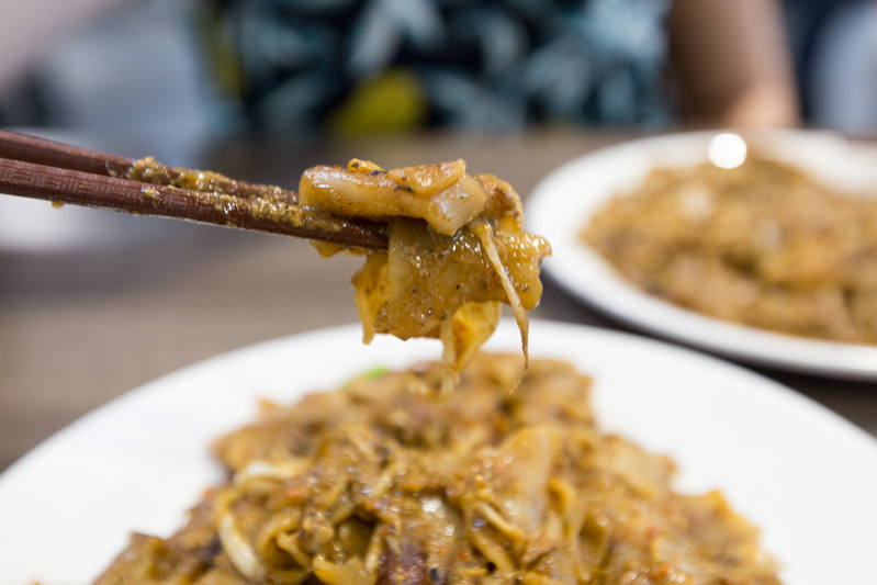 Apollo Fresh Cockle Fried Kway Teow 9639