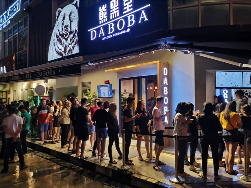 Daboba Launches In Sg Online 2