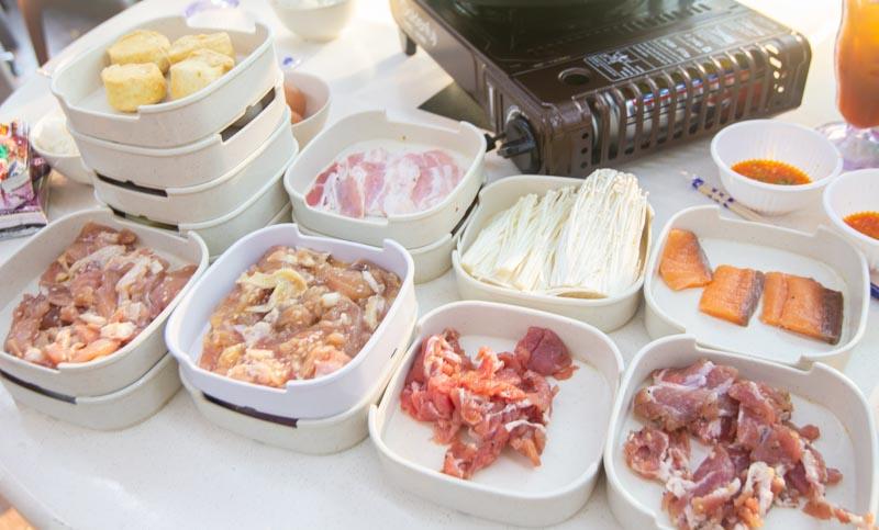 Mookata Showdown Bangkok Street Mookata Vs New Udon Thai Food Singapore 3