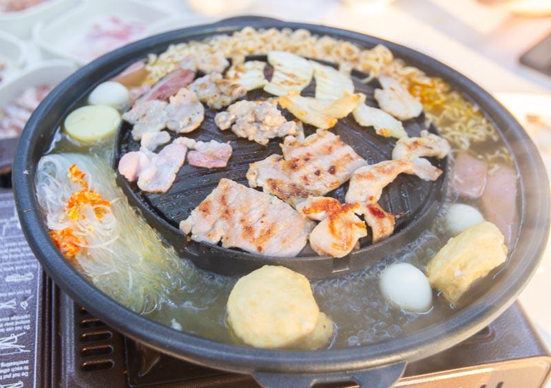 Mookata Showdown Bangkok Street Mookata Vs New Udon Thai Food Singapore 7