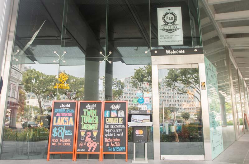 The Bar Station Jalan Besar 1