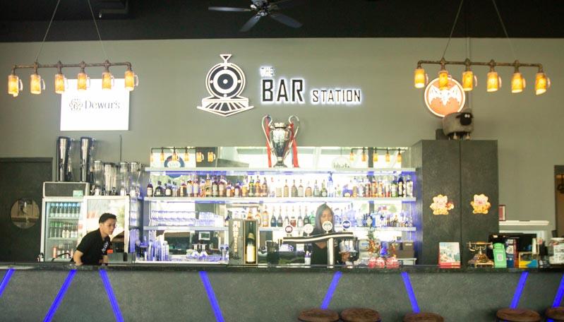 The Bar Station Jalan Besar 18