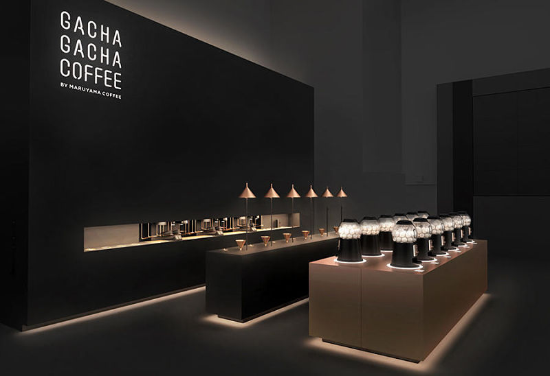 GACHA GACHA COFFEE