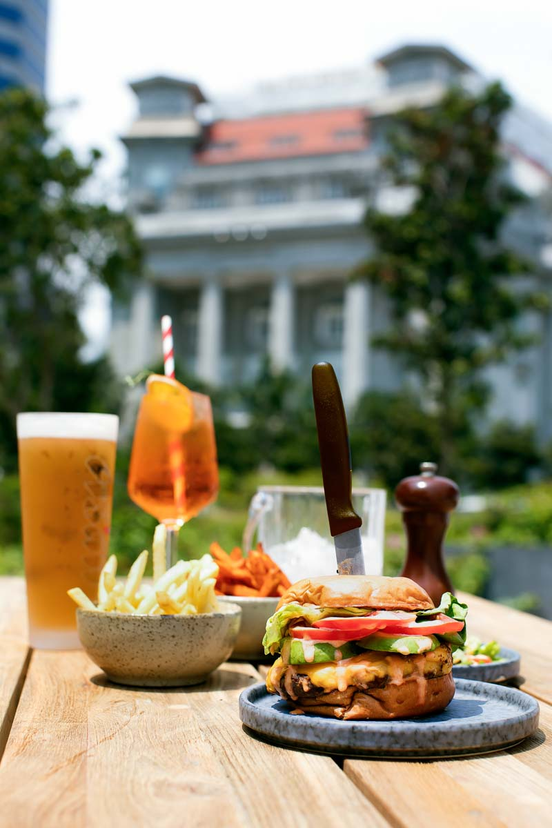 Bayside Drinks & Eats One Fullerton Online 1