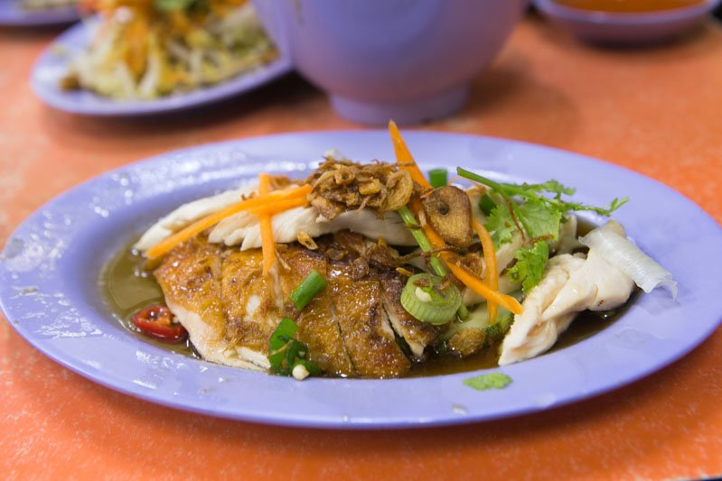 Delicious Boneless Chicken Rice 3