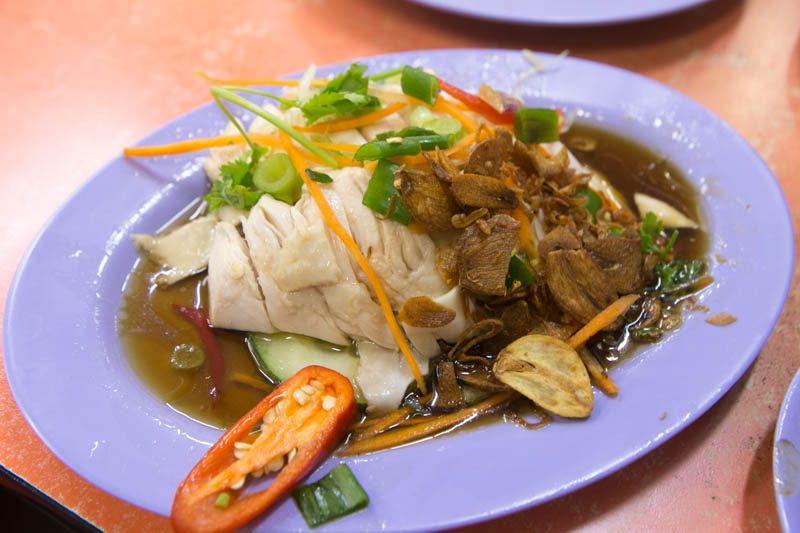 Delicious Boneless Chicken Rice 4