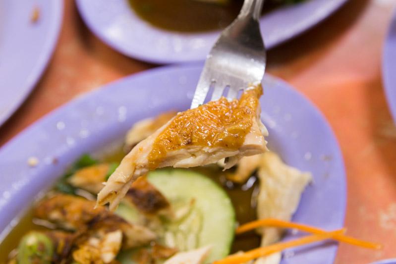 Delicious Boneless Chicken Rice 9