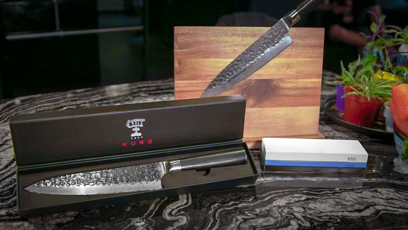 Kuro Chef Knifes 09693