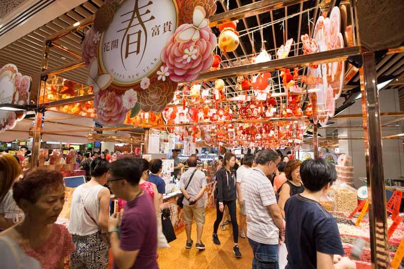 Ang Mo Kio Hub Chinese New Year Fair 3