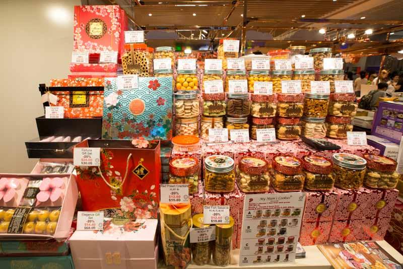 Ang Mo Kio Hub Chinese New Year Fair 5