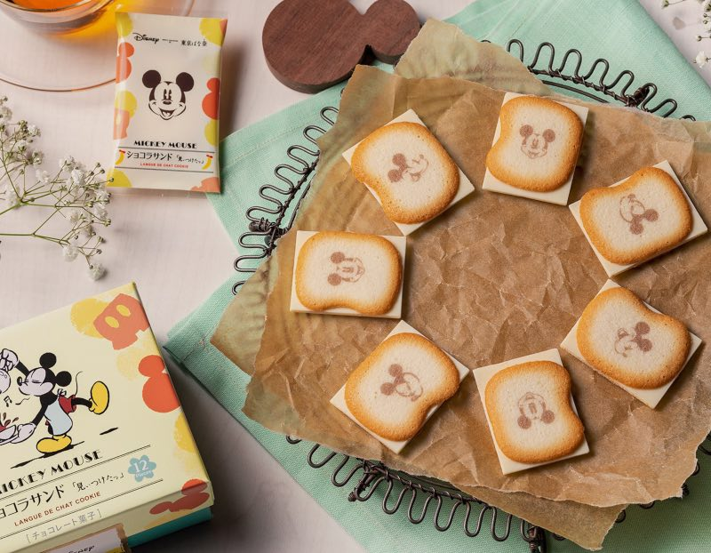 Disney Sweets Collection Tokyo Banana Online 4