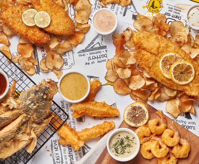 Grabfood Feastival The Manhattan Fish Market Online 2