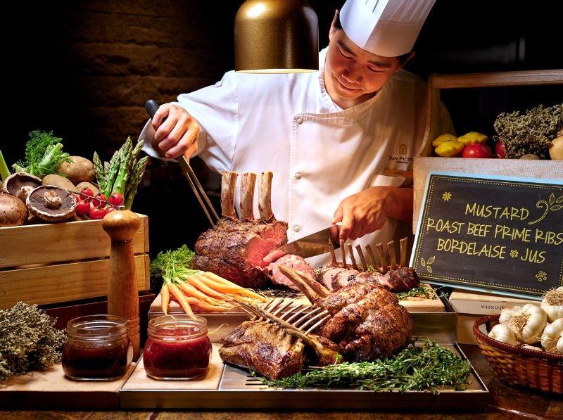 Pan Pacific Nye Dinner Online