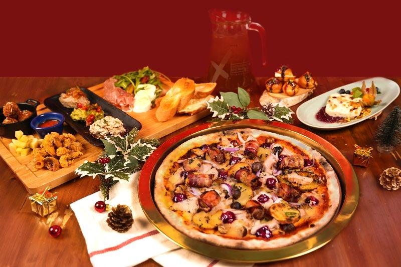 Peperoni Pizzeria Xmas Online 3