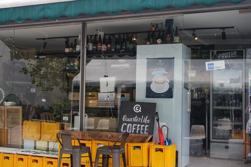 Quarter Life Coffee 1