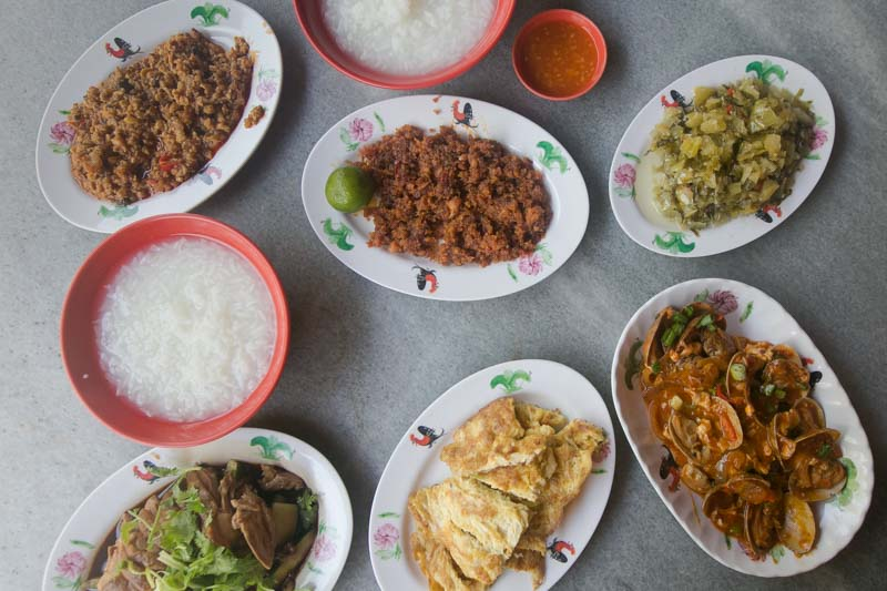 White House Teochew Porridge 7