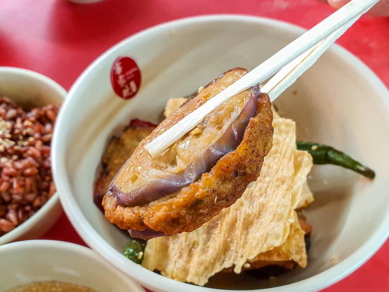 Hakka Hamcha & Yong Tou Fu thunder tea Chinatown 23
