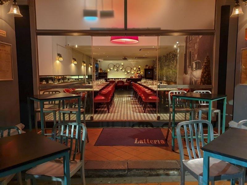 Latteria Mozzarella Bar 6