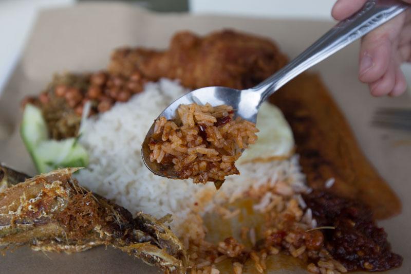 Nasi Lemak Showdown Bali Nasi Lemak 6