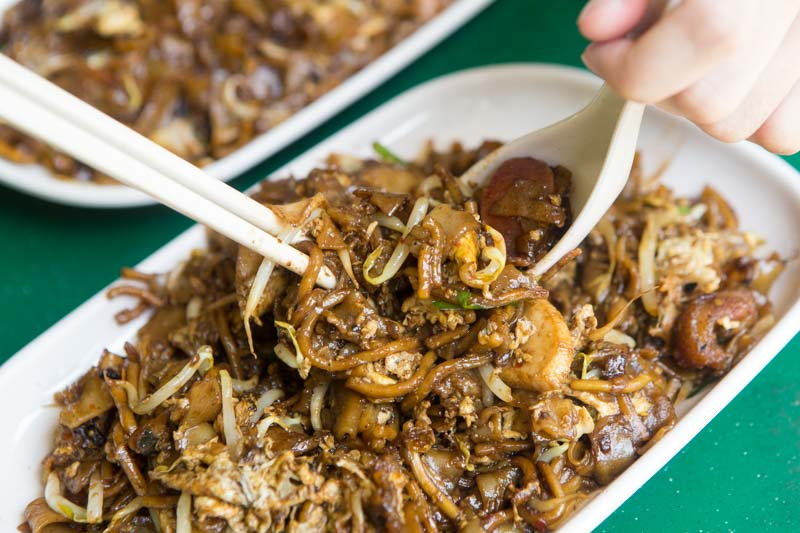 No. 18 Zion Road Fried Kway Teow 3885