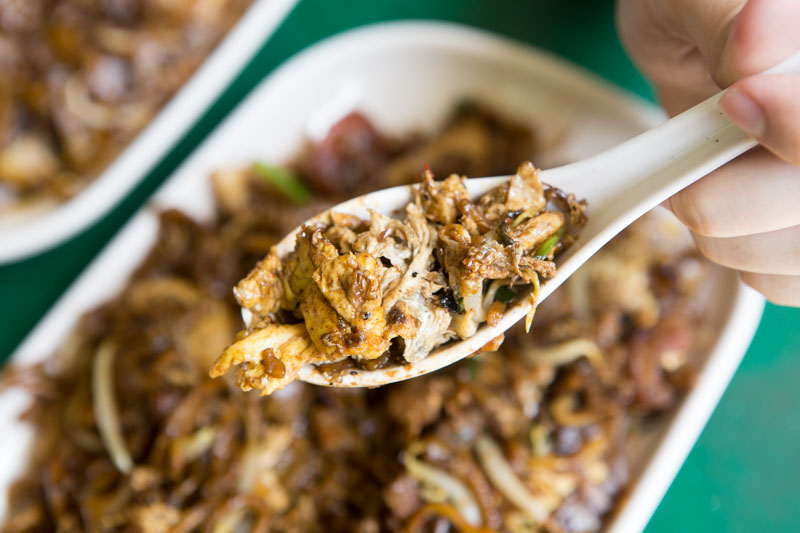No. 18 Zion Road Fried Kway Teow 3921