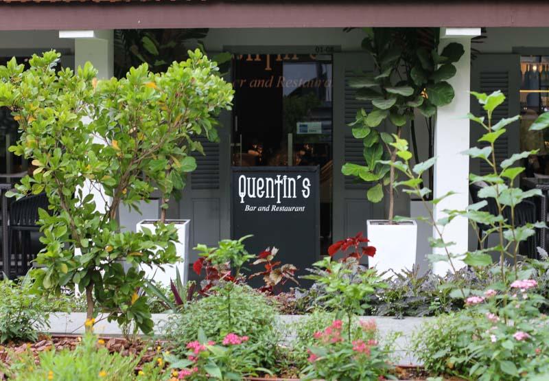 Quentins Eurasian Bar And Restaurant
