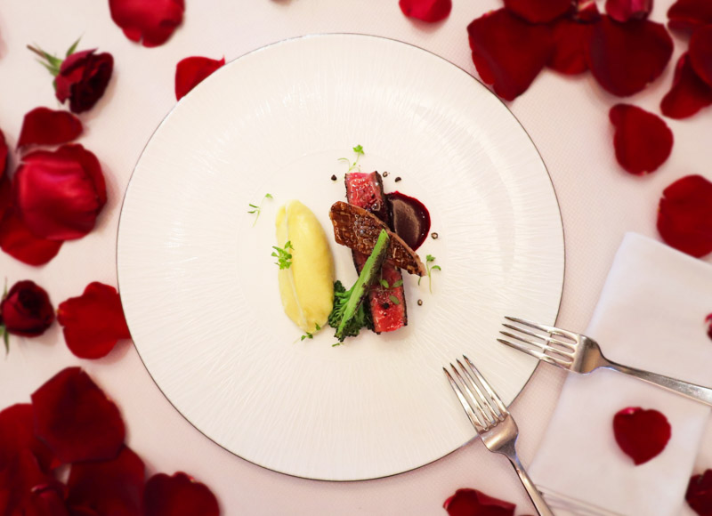 Valentine's Day 2020 Capella Singapore The Knolls Online 1