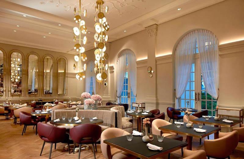 Valentine's Day 2020 Raffles Hotel Singapore La Dame De Pic Online 4