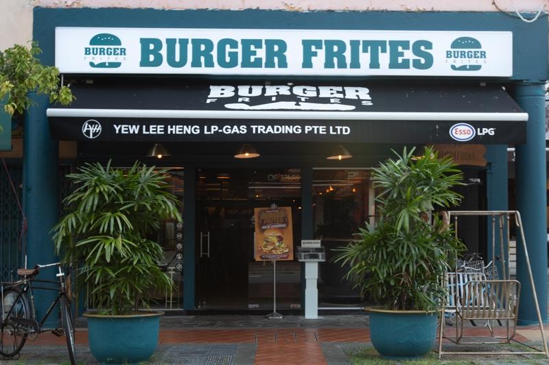 Burger Frites 01
