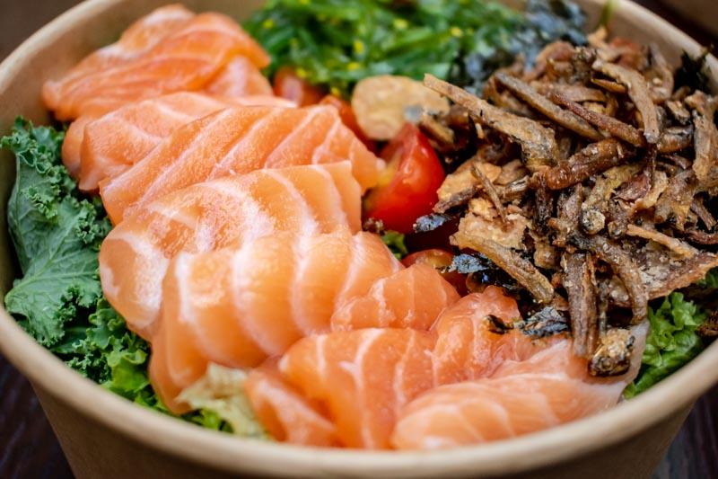 Far East Square Food Guide Three Jap Bowls 2