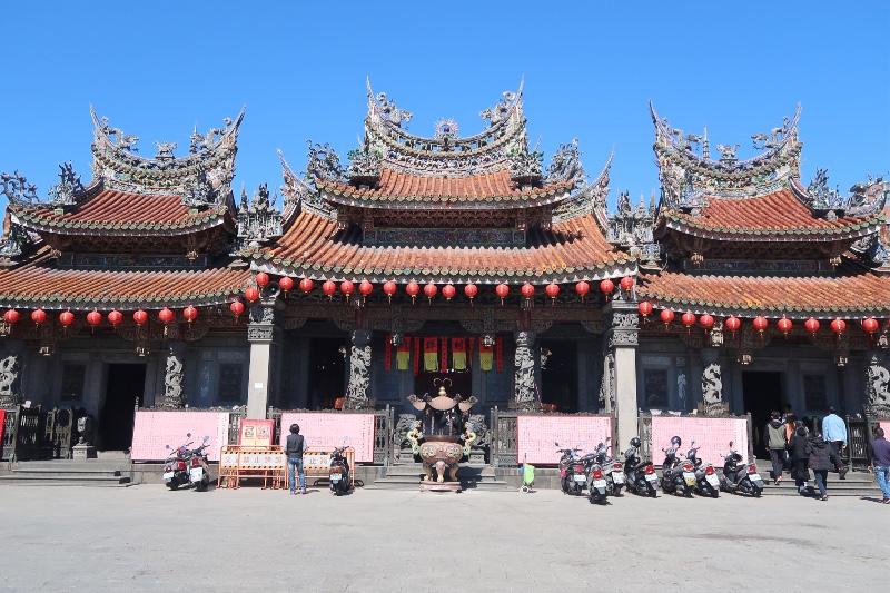 Taiwan Sanxia (updated 2)
