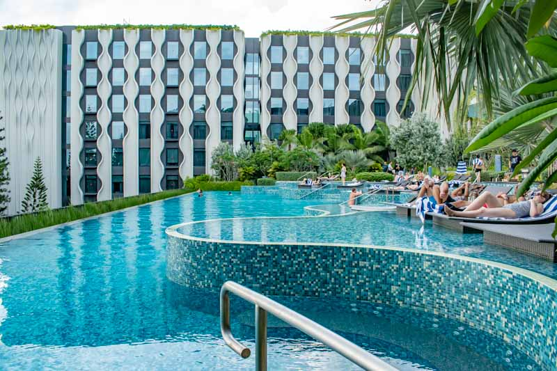 The Outpost Hotel Sentosa 25
