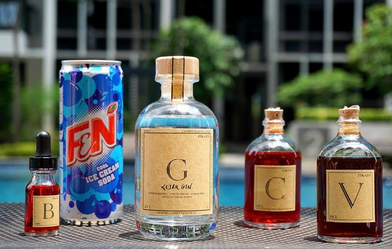 Diy Cocktails Compendium Online 2