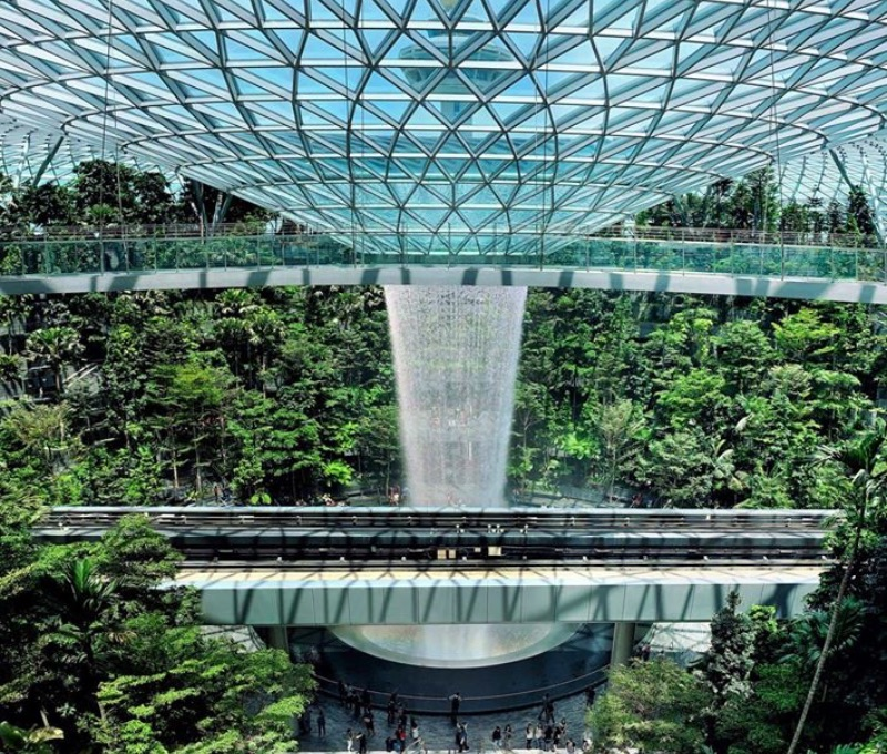 Hotel Listicle Crowne Plaza Changi Airport Online 2