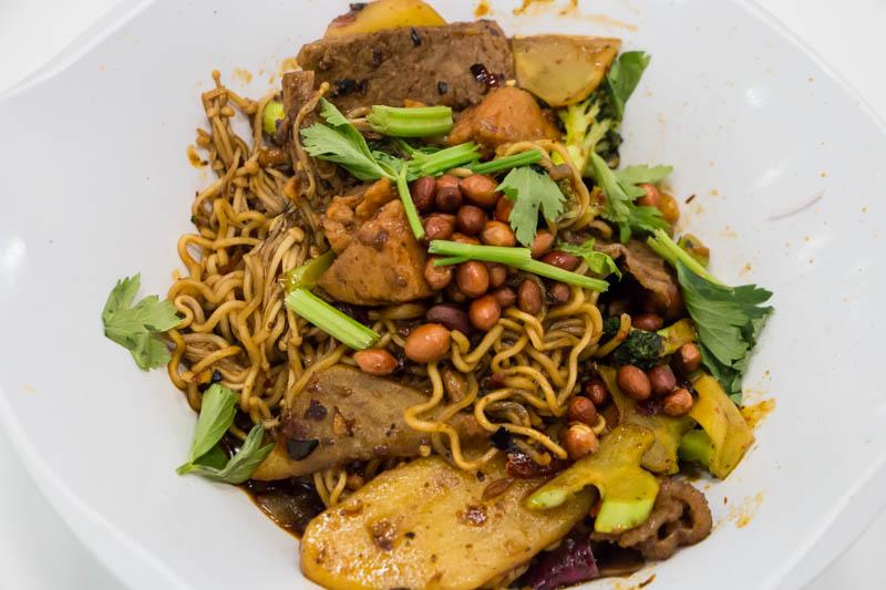 Ngee Ann Polytechnic Food Club Mala 2
