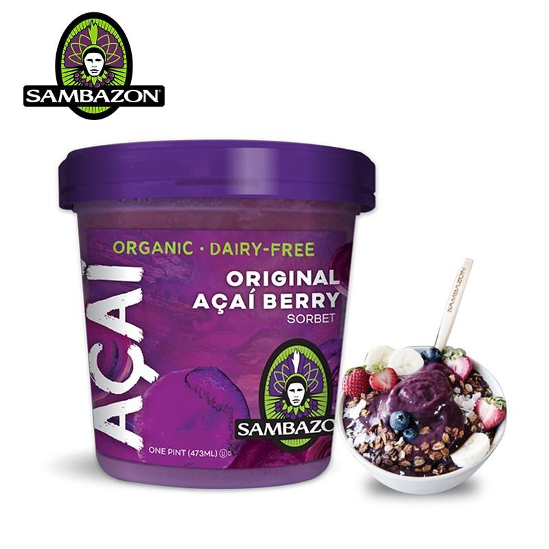 Sambazon Scoopable Acai Online