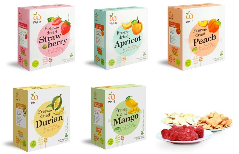 Wel B Fruits Online