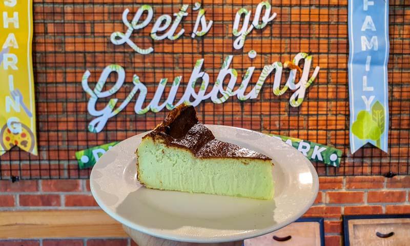 Grub Burnt Cheesecake Bishan Ang Mo Kio Park 3